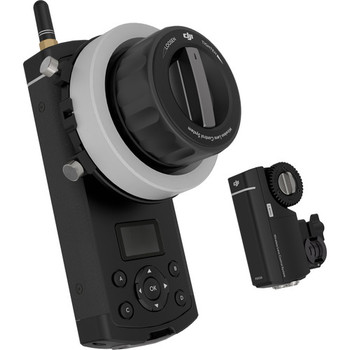 Rent DJI Wireless focus with complete box - good for both cinema and photography lenses