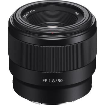 Rent Sony FE 50mm F1.8 Prime Lens