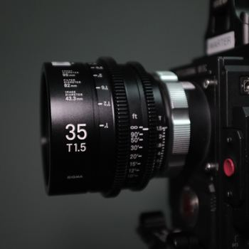 Rent Red Epic-W Helium 8K w/Sigma Cine Primes & Acces.
