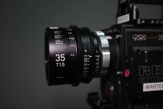 Lens w cam