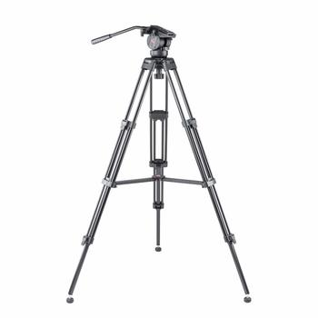 Rent 3Pod V3AH Anodized Aluminum Video Tripod with 2-way Fluid Head and Quick-Release Plate