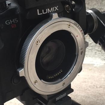 Rent GH5s, Metabones Speedbooster PL Lock, Canon 24-105,   Ninja V Monitor / Recorder