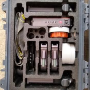 Rent Tilta Nucleus-M Wireless Lens Control System