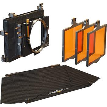 Rent Bright Tangerine Misfit Atom Matte box + schneider polarizer