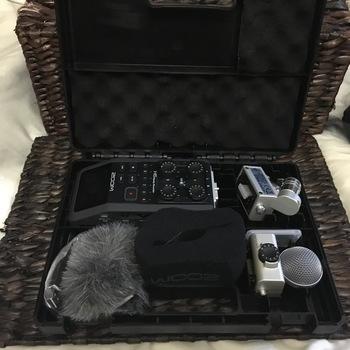 Rent Sennheiser G3 Duo Lav Field Kit w/ H6 Recorder