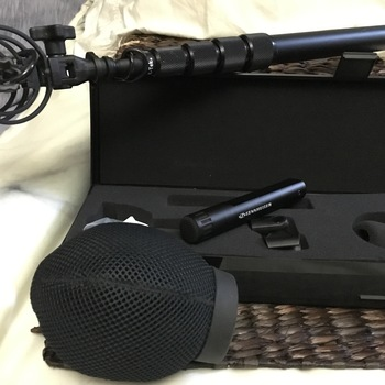 Rent Full ENG Audio Kit (zoom H6, senn G3 duo, MKH-50 boom)