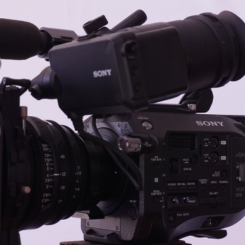 Rent Sony PXW-FS7 with Metabones PL and Canon Mounts.