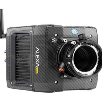Rent Arri ALEXA Mini Body with 4:3 and ARRIRAW