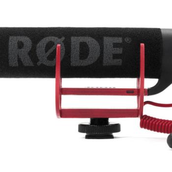 Rent Rode VideoMic Go