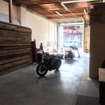 Rent Brooklyn Industrial Studio – 14 Skylights – Drive in Space