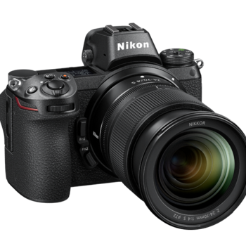 Rent Nikon Z7 Mirrorless Digital Camera With Nikon Z 24-70 F4S Lens