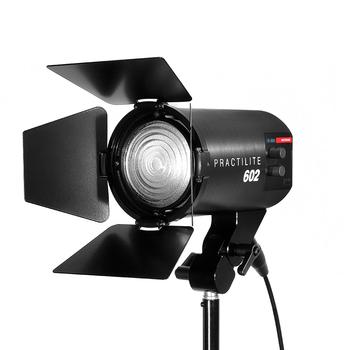 Rent Kinotehnik Practilite 602 Bi Color LED Fresnel Kit