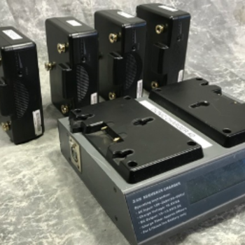 Rent Dionic 90 Gold Mount Batteries w/Charger