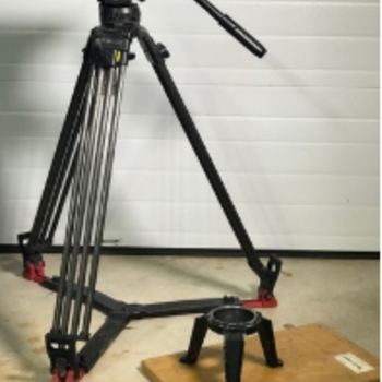 Rent Sachtler Video 18 II w/ Carbon Legs & Hi Hat