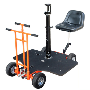 Rent Doorway Dolly with Bazooka and Chair