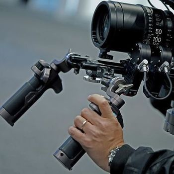 Rent Tilta Shoulder Rig & Tilta Nucleus M Wireless Follow Focus