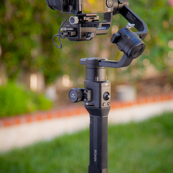 Rent New DJI Ronin S gimbal