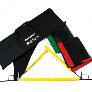 Rent Westcott Fast Flags Scrim Kit - 24x36""