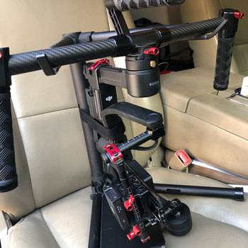 Rent Dji Ronin-M with Dji Wireless Follow Focus