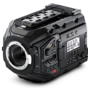 Rent Blackmagic URSA Mini Pro
