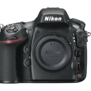 Rent Nikon DSLR D800 Full Frame