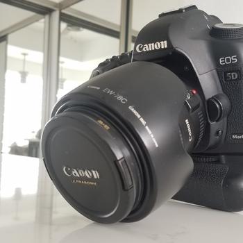 Rent Canon 5D Mark II w/ Grip