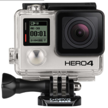 Rent GoPro Hero Black 4