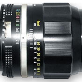 Rent Nikon Nikkor 105mm 2.5 D