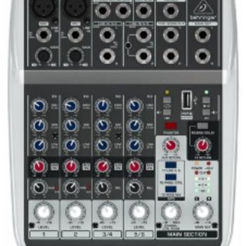 Rent Behringer 6 channels