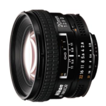 Rent Nikon Nikkor 20mm f2.8 D