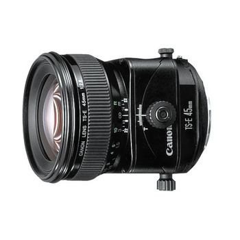 Rent Canon TS-E 45mm f/2.8 Tilt and Shift Manual Focus Lens