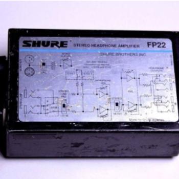 Rent Shure FP-22