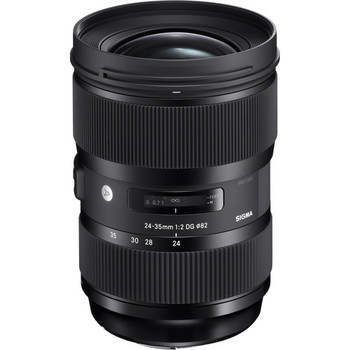 Rent Sigma 24-35mm f/2 DG HSM