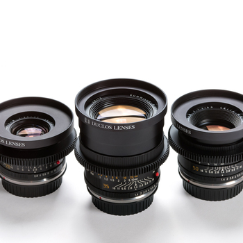 Rent Leica-R 7 lens kit