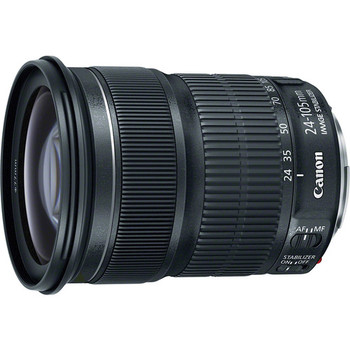 Rent Canon EF 24-105mm f/4L Lens GREAT PRICE