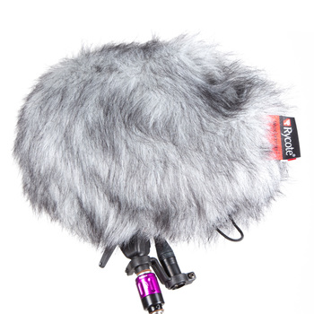 Rent Rycote Cyclone Windshield Blimp & Shock Mount Kit