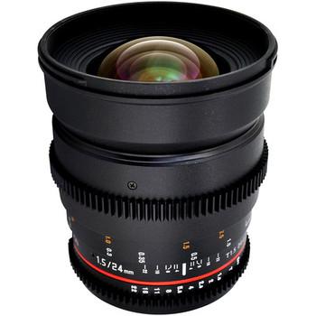Rent Rokinon 24, 85mm T1.5 Cine DS Lens