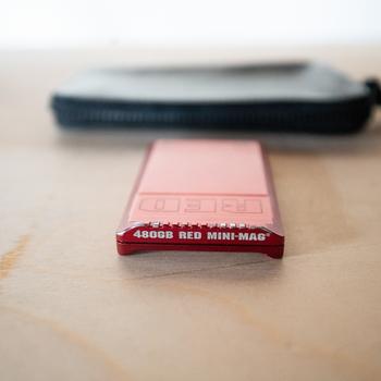 Rent 480GB Red Mini-Mag