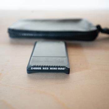 Rent 240GB Red Mini-Mag