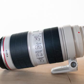 Rent Canon 70-200mm USM II