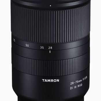 Rent Tamron 28-75mm F/2.8 Di III RXD for Sony e-mount w/ UV Filter