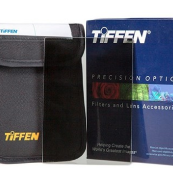 "Rent 4x5.65"" Tiffen Clear/ND.9 Soft Hor"