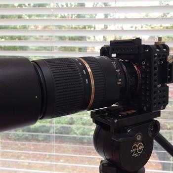Rent Tamron 70-300 F4-5.6 Canon EF Mount Lens