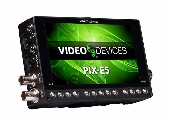 Video devices pixe5