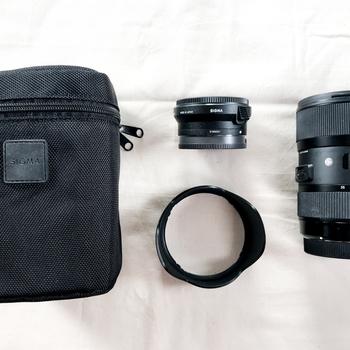 Rent Sigma Art 18-35mm f1.8