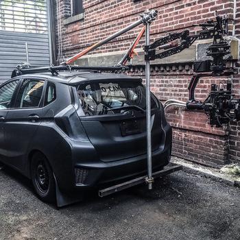 Rent Dampener Arm + Honda Fit Camera Car + Ronin 2 + Stunt Driver