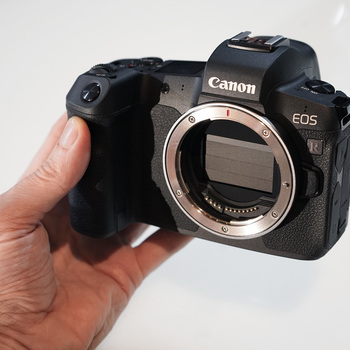 Rent NEW Canon EOS R Full Frame Mirrorless w/EF Adapter!