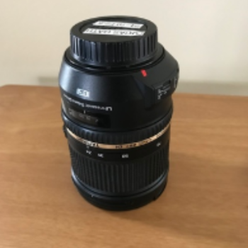 Rent Tamron SP 24-70mm f/2.8 Di VC USD