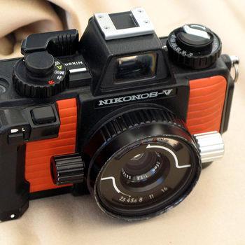 Rent Nikonos V Underwater 35mm Film Camera