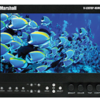 Rent Marshall V-LCD70XP